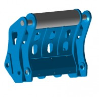 Loader Quick coupler